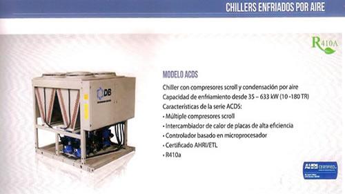 ChillersEnfriadosporAire